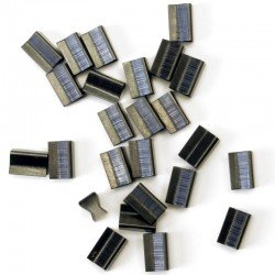 Carrera metalen klemmetjes meersporige banen - D132/124/Evolution - 85205