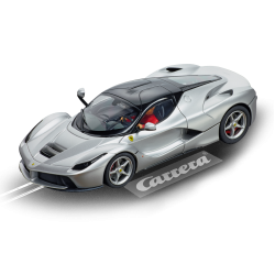 Carrera Evolution auto LaFerrari Aluminio Opaco - 27515