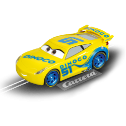 Carrera Evolution auto - Cars 3 - Dinoco Cruz | 27540