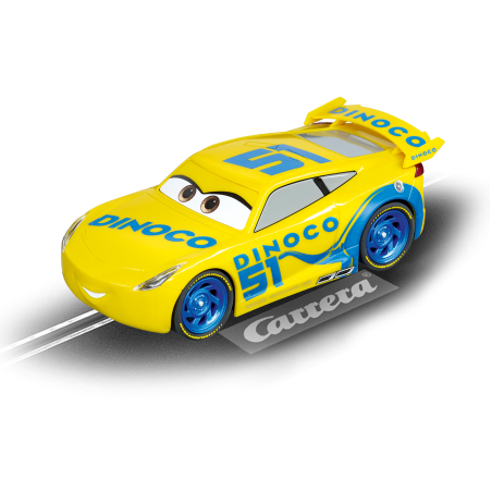 Cars 3 Racebaan - Race Day - Carrera Evolution | 25226