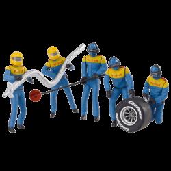 Pitcrew monteurs blauw - carrera - 21132