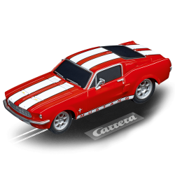 Ford Mustang '67 Race Red - Carrera GO auto | 64120