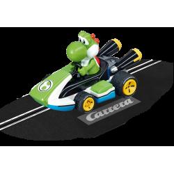 Carrera GO auto Mario Kart met Yoshi - 64035