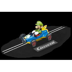 Mario Kart Mach 8 Luigi - 64149 | Carrera GO auto