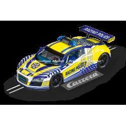Audi R8 LMS Police - 23880 | Carrera Digital 124 auto