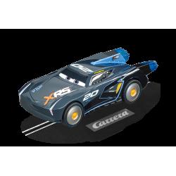 Disney·Pixar Cars - Jackson Storm - Rocket Racer - 64164 | Carrera GO auto