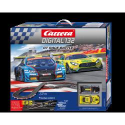 GT Race Battle - 30011 | Carrera Digital 132 Racebaan