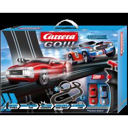 Smoking Tires - 62497   Carrera GO racebaan