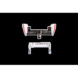 "Formula E ""M.Andretti, No.28"" onderdelen - Carrera Evolution en Digital 132 - 89869"