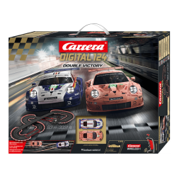 Double Victory - 23628 | Carrera Digital 124 Racebaan