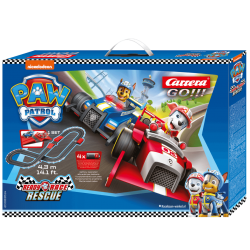 Paw Patrol - Ready Race Rescue - 63514 | Carrera GO racebaan