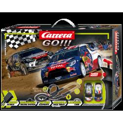 Super Rally - 62495   Carrera GO racebaan