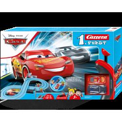 Cars Power Duell racebaanset - Carrera First - 63038