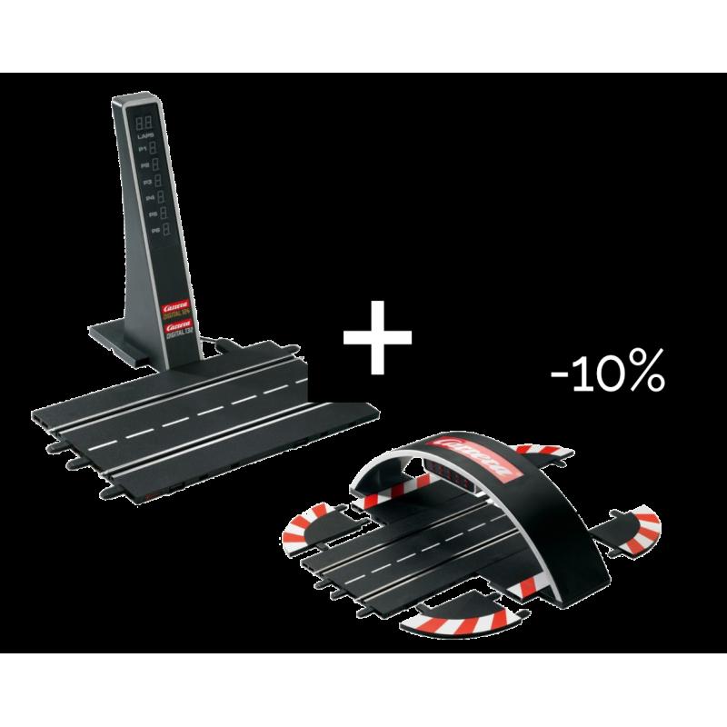 CombiDeal Position Tower + Startlight - 30357 + 30354