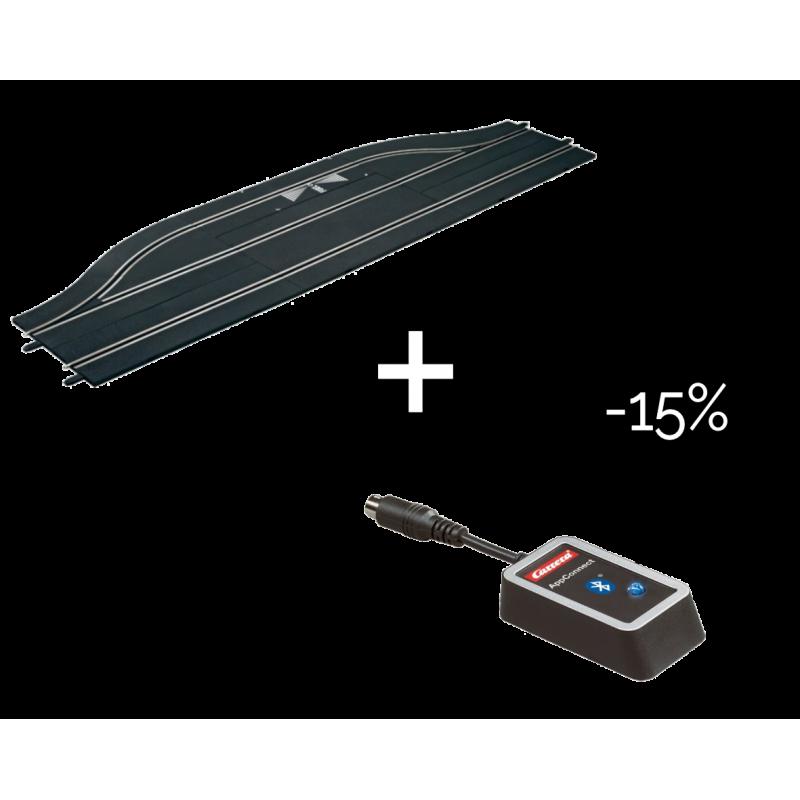 CombiDeal Pitlane + Bluetooth Connector - 30356 + 30369