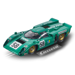 "Lola T70 MKIIIb ""No.58"" | Carrera Digital 124 auto | 23908"