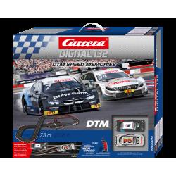 DTM Speed Memories - 30015 | Carrera Digital 132 Racebaan