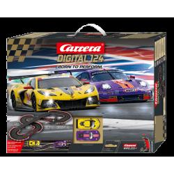 Born to Perfom - 23630   Carrera Digital 124 Racebaan