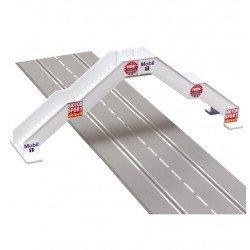 Voetgangersbrug - Carrera Racebaan - 21119