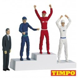 Winnaars op podium - Carrera - 21121