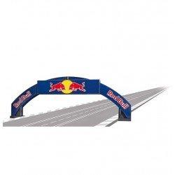 Red Bull brug - Carrera Racebaan - 21125
