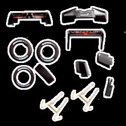 Carrera GO - Formula E Audi Venturi Racing onderdelen set - 88344