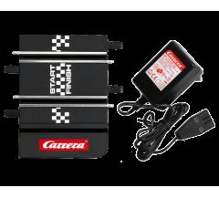 Carrera GO transformator of aansluitstuk kopen? | Racebaan-winkel.nl