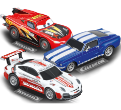 Carrera GO auto | Alles voor je racebaan bij Racebaan-winkel.nl