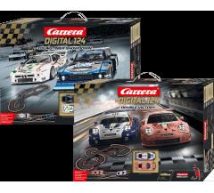 Complete Carrera Digital 124 racebaanset | Professional Slotcar Racing