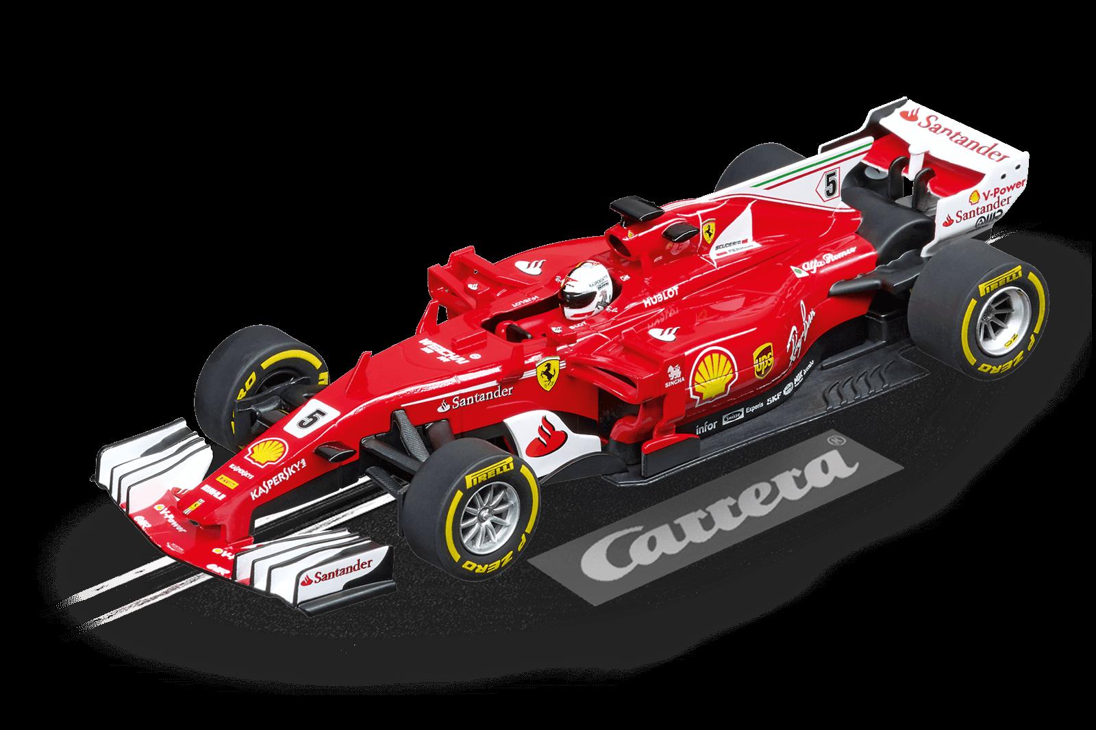 """Ferrari SF70H """"S. Vettel"""" - 27575"""