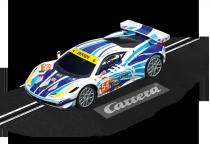 carrera go auto ferrari 458 italia - 64024