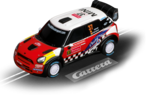 carrera go rally auto mini cooper