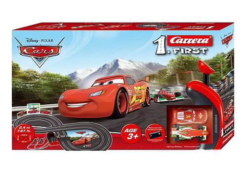 cars racebaan carrera first