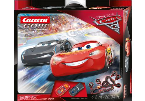 Cars Racebaan Carrera GO